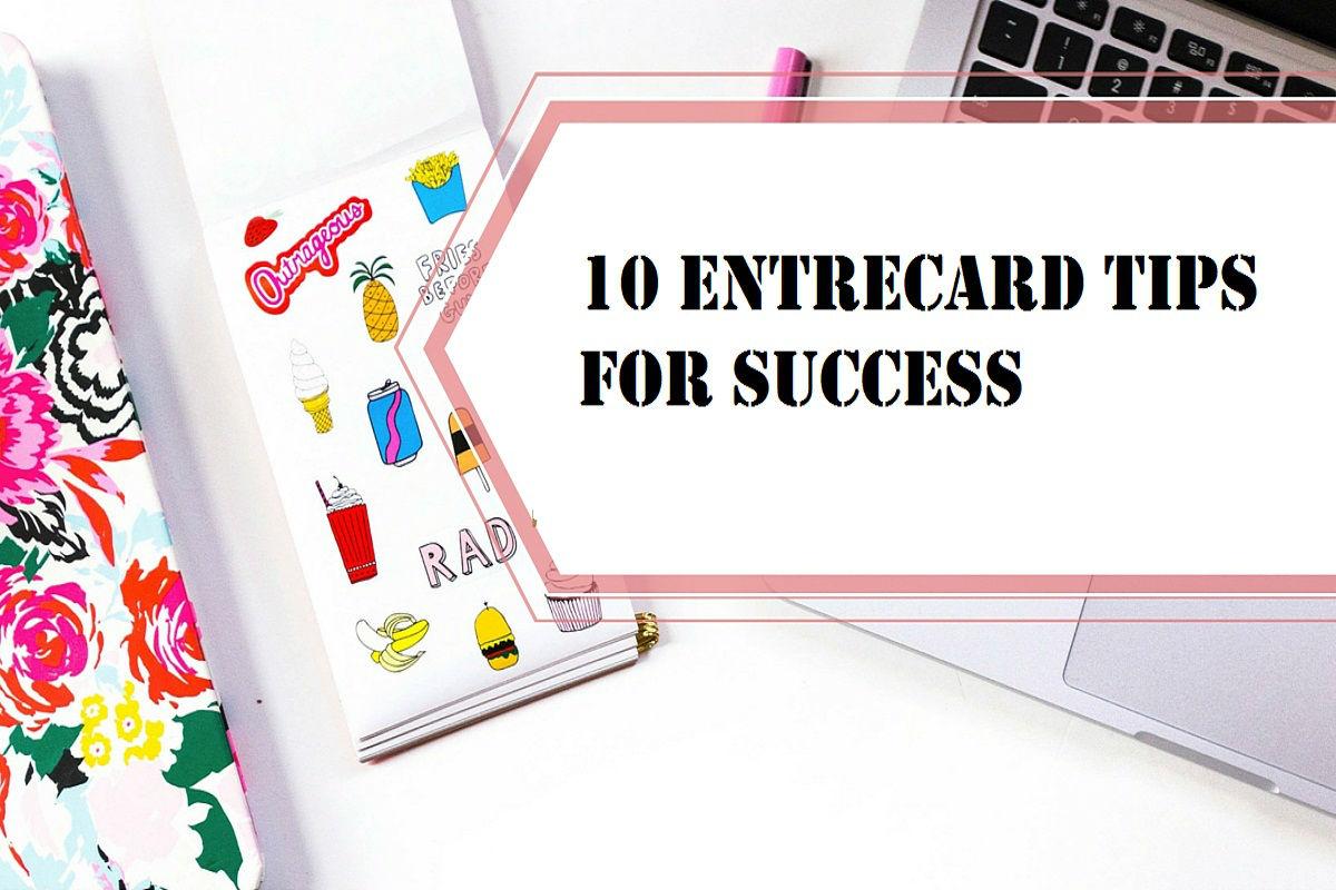 Entrecard Tips For Success - News Web Zone