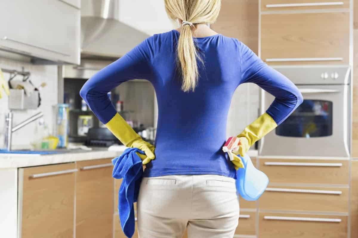 Biggest Cleaning Mistakes