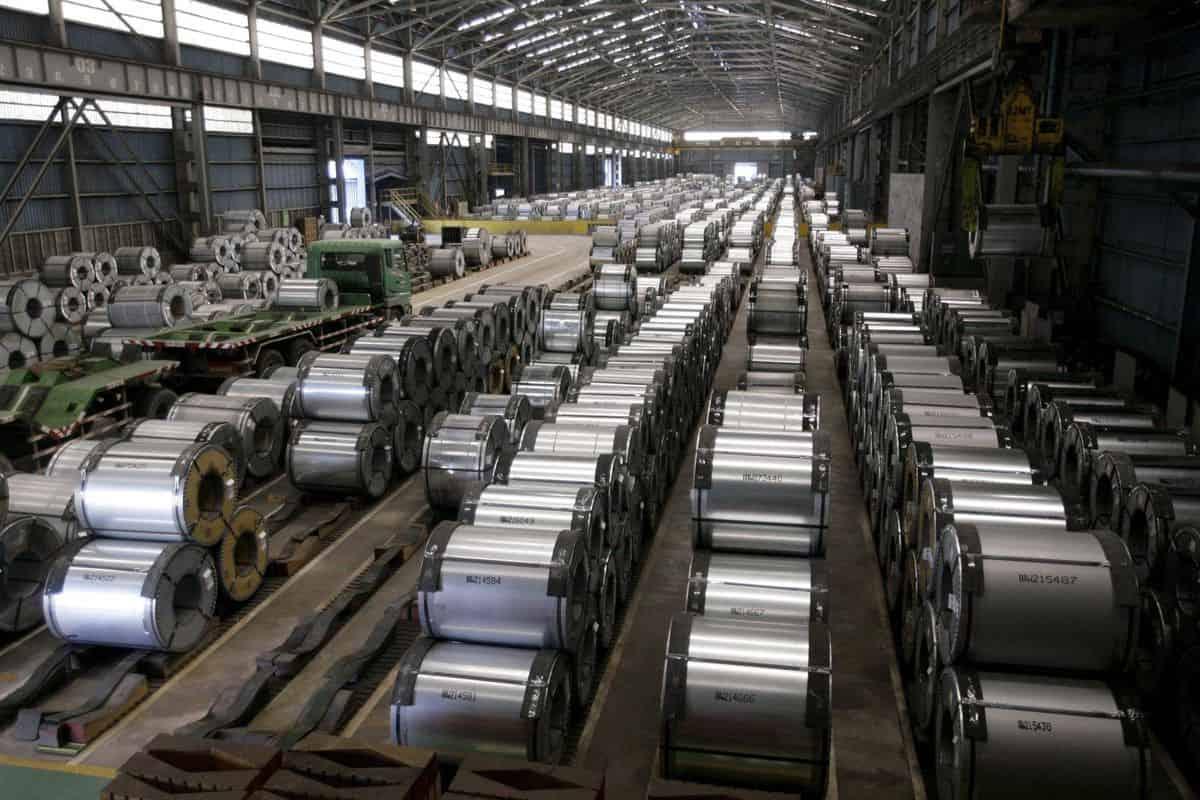 Steel Business In UAE
