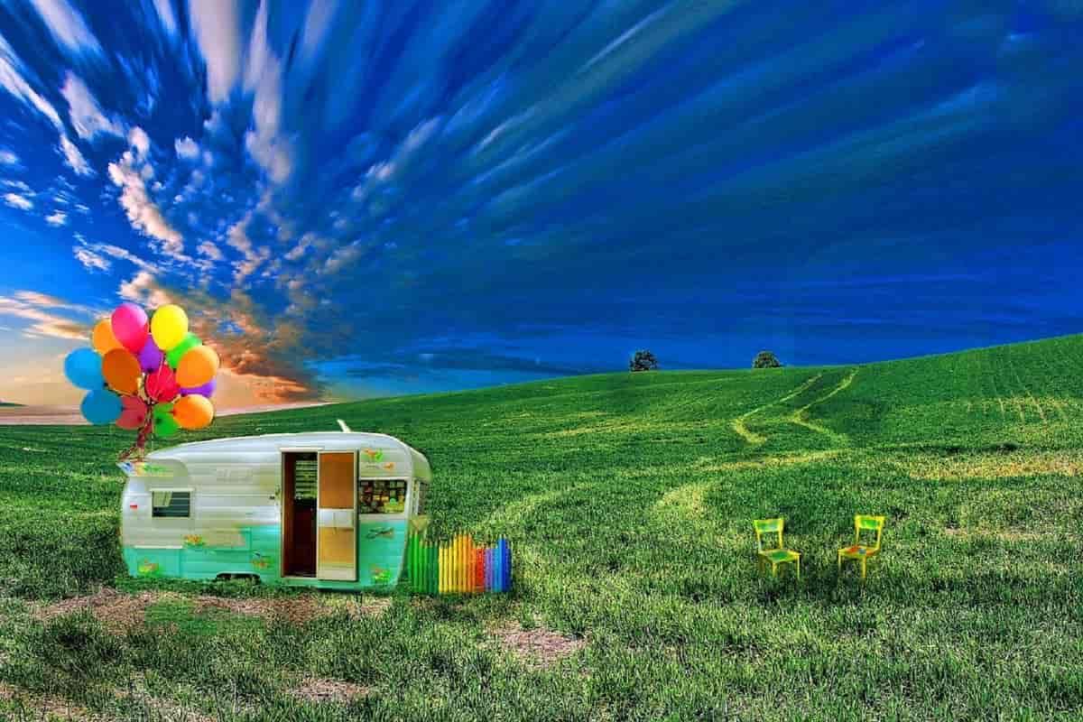 Green Caravan Guide