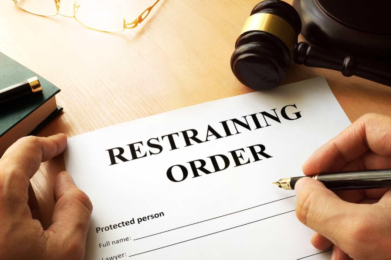 Violate a Restraining