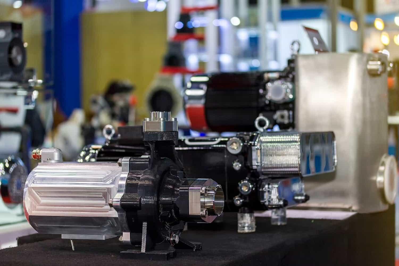 authentic rotary oil vane vacuum pump parts