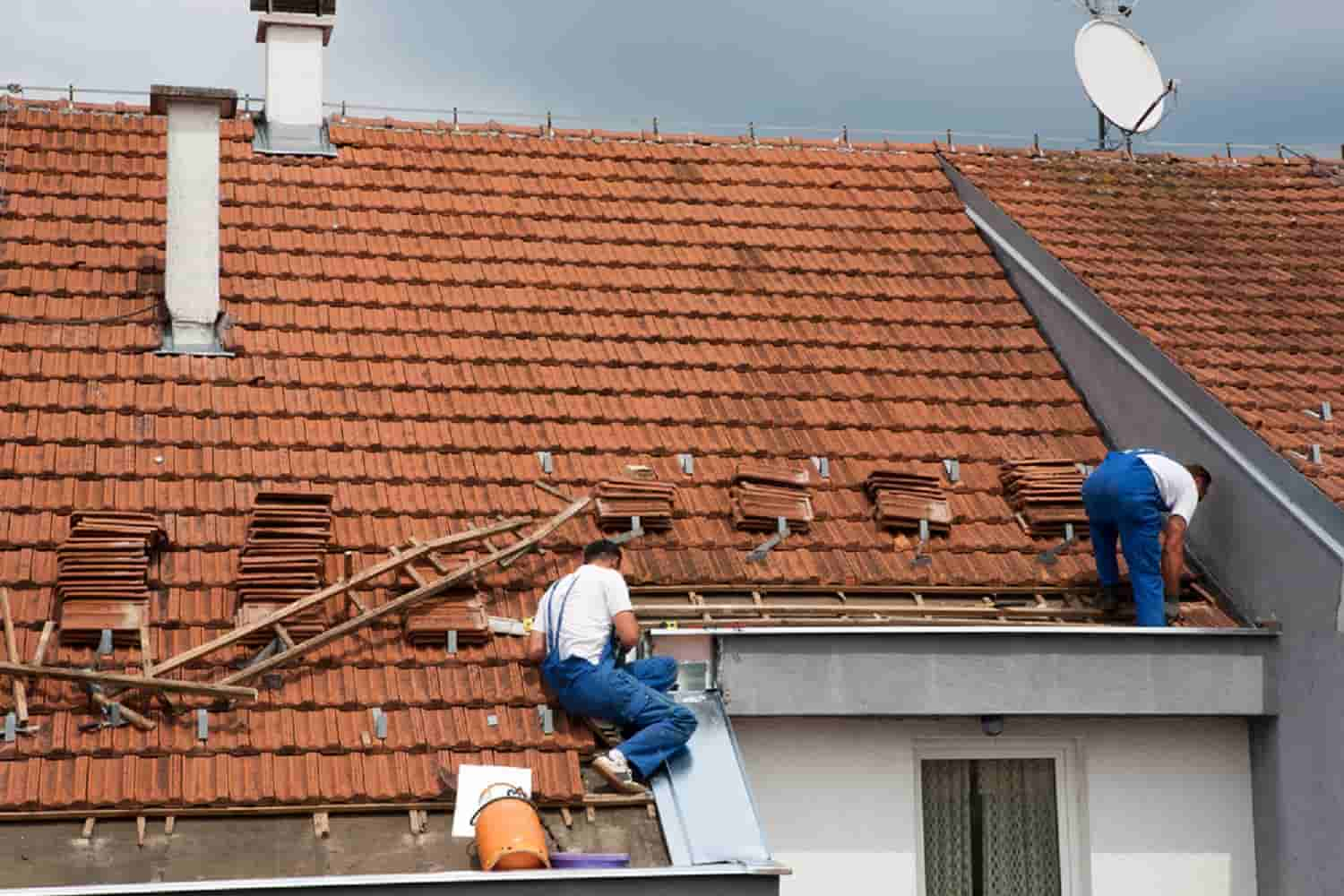 Most Effective Roof Restoration Services