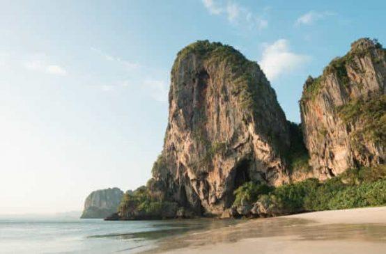 Phra Nang Beach in Railay