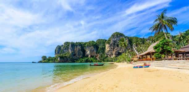 Ton Sai in Krabi