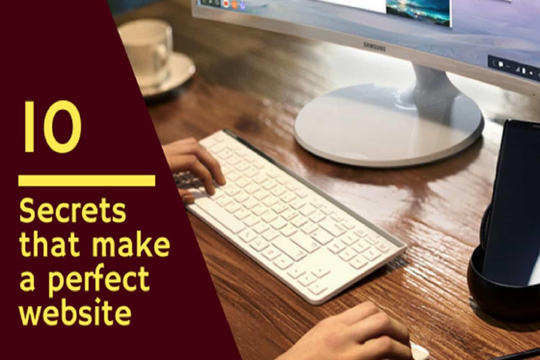 perfect website