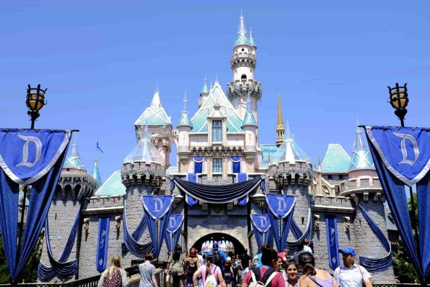 Destination Disneyland