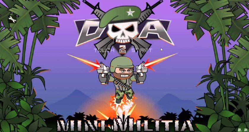 Mini Militia Pro Pack Ios