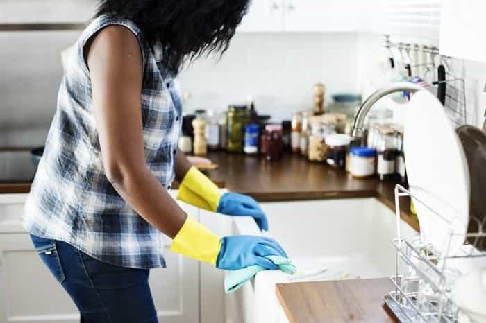 Deodorize Drains or Garbage Disposal