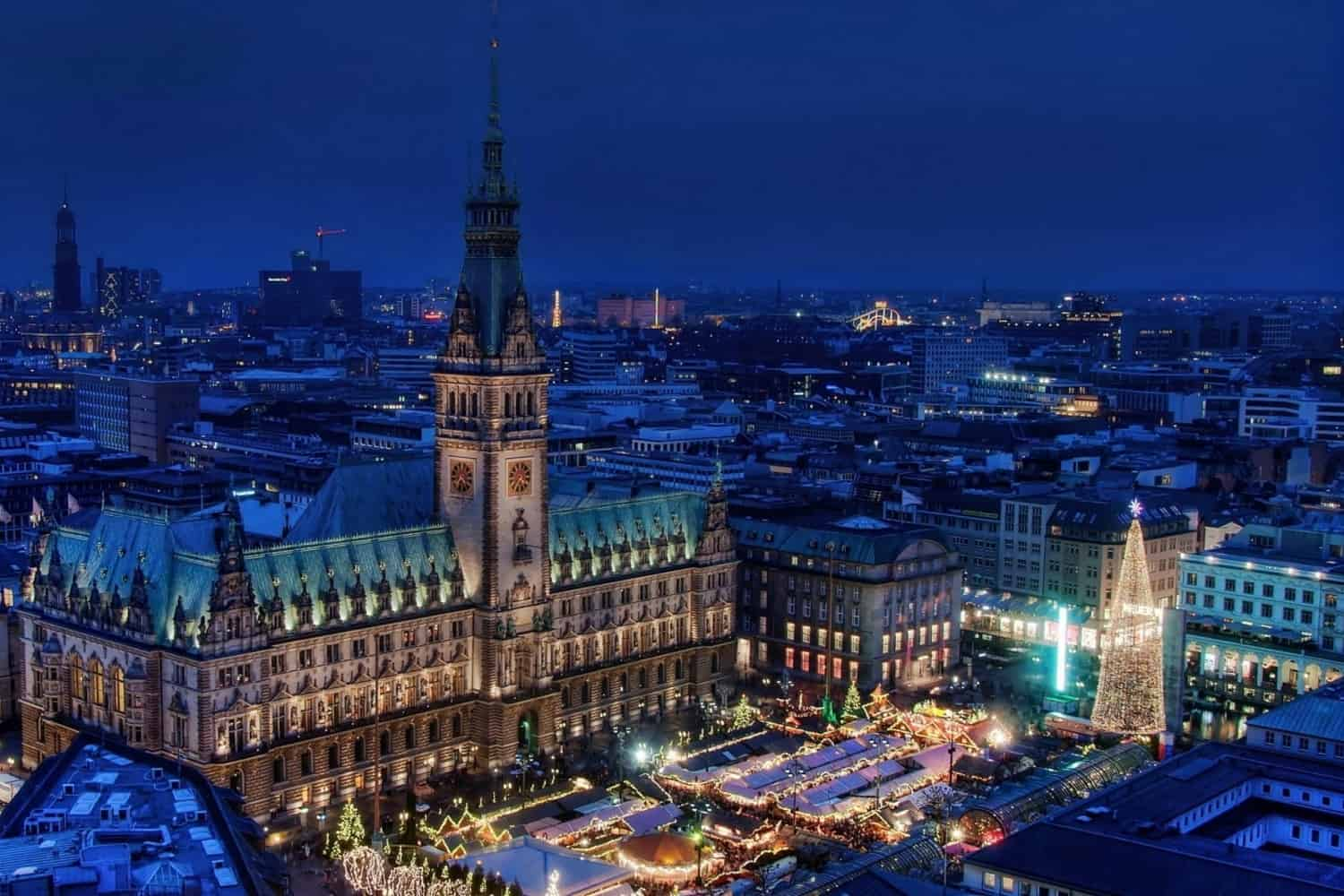 Best Cities In Europe For Christmas