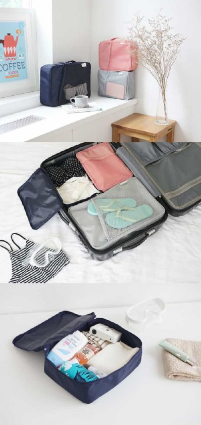 Utilize travel bags