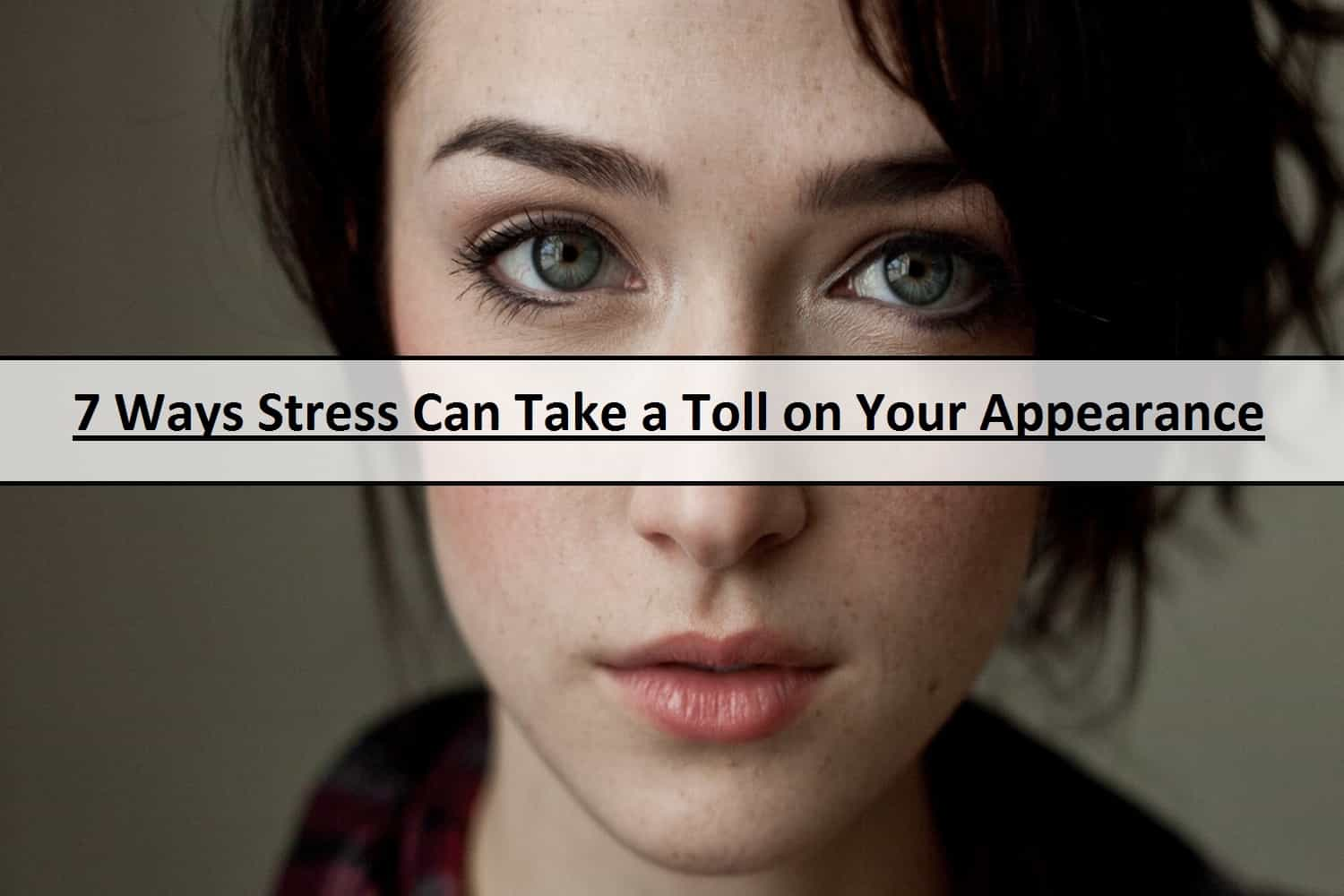 Stress Effects On The Body
