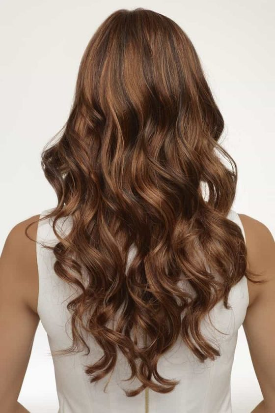 nettle hair brown