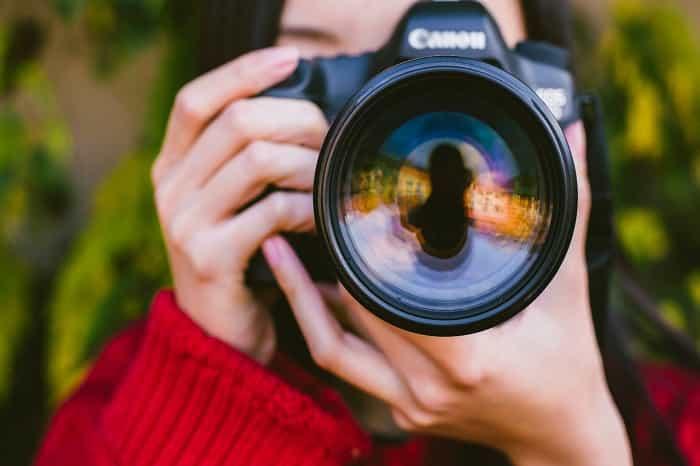 Enjoy photographs