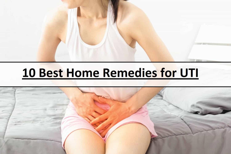 remedies for uti