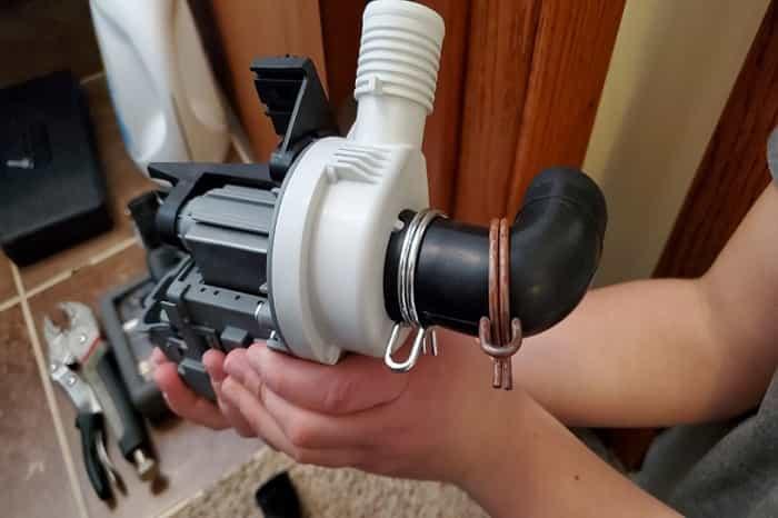 Drain Pump Fail