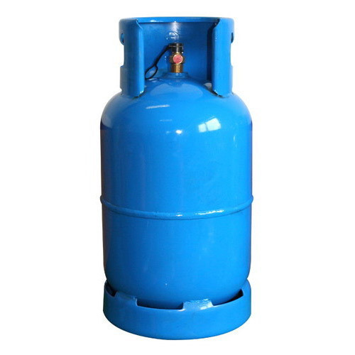 Getting the LPG Cylinder