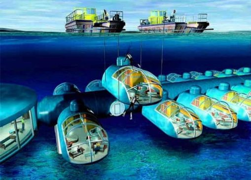 The Poseidon Undersea Resort