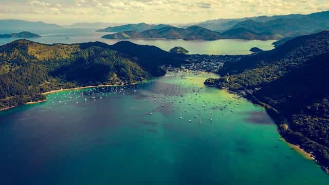 The Uninhabited Islands, Scilly, United Kingdom