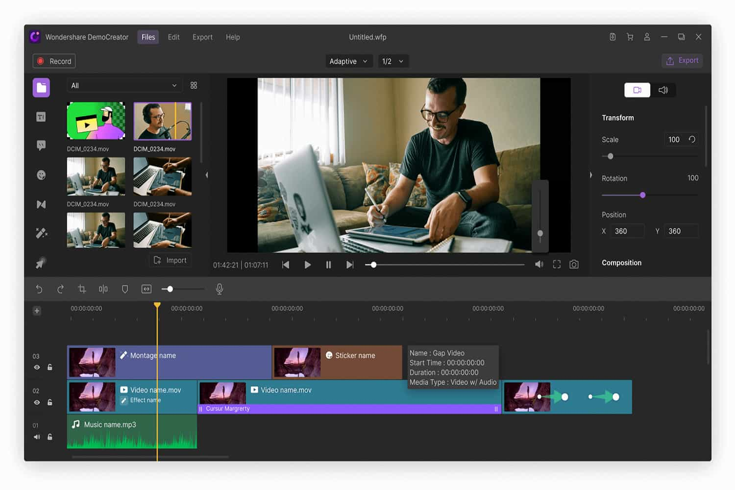 The Best Free Screen Recorder and Video Editor For 2020