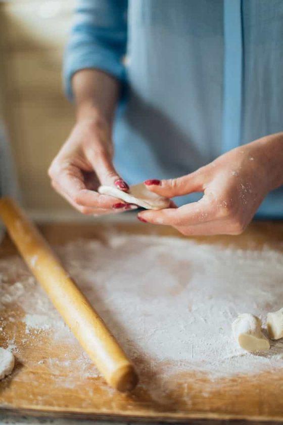 Types of Flour