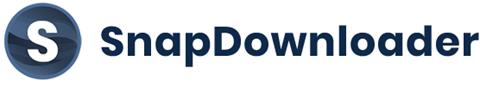 SnapDownloader