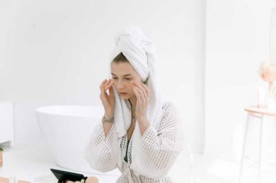 Getting rough with your beauty routine
