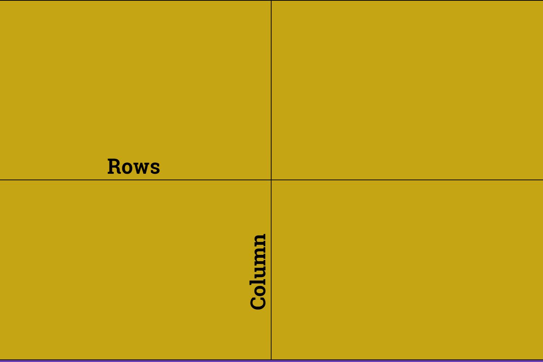 Row and Column