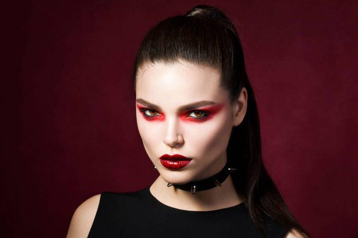 Goth Make-up Tutorial