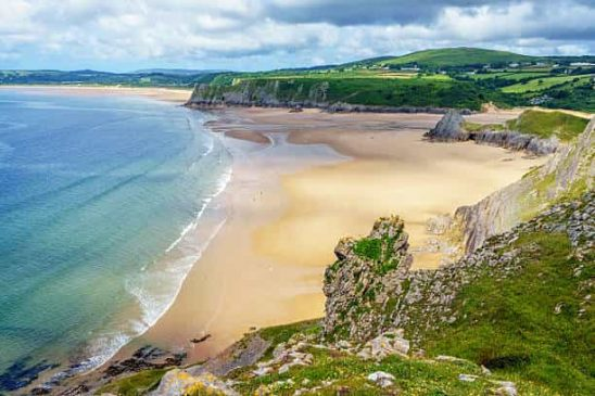Beautiful Landscapes Gower peninsula
