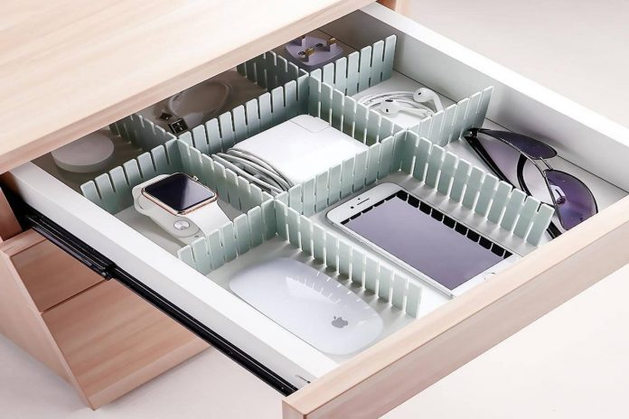 Drawer Storage Space
