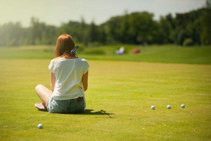 Golfing in Europe
